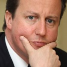 Cameron: handled auidence better