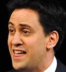 Miliband: handled Paxman better