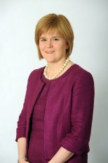 Sturgeon takes on cybernats - and not before time